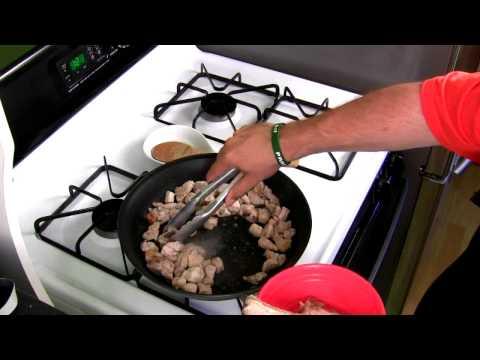 Cook-Along #1 - Pork Burritos