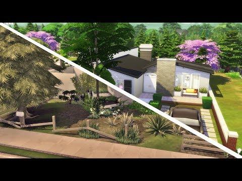 REFORMANDO UMA CASA FAMILIAR│Sims a Obra│The Sims 4 (Speed Build)