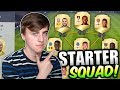 WHEN TO BUY YOUR FIFA 18 STARTER SQUAD! (Fifa 18 Starter Team Tips & Tricks)