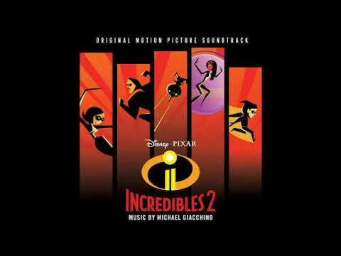 18. Hydrofoiled Again (The Incredibles 2 Soundtrack)