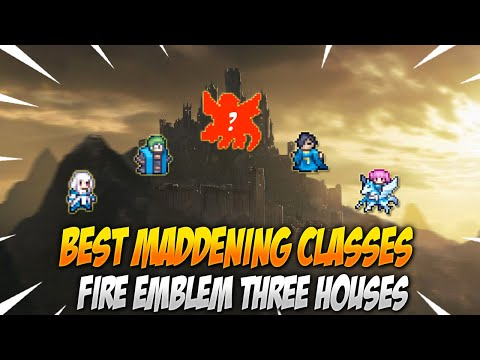 Best Endgame Classes for Maddening Difficulty - Tips & Tricks for Fire Emblem Three Houses