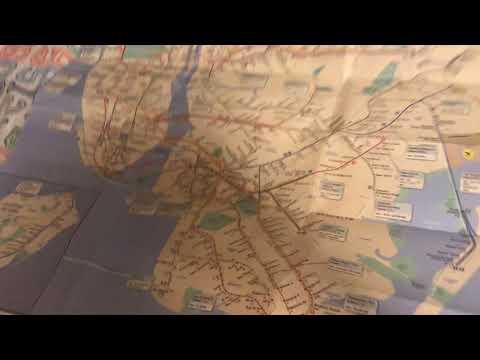 Mta Org Subway Map.Mta Nyc Subway Map Review September 2018