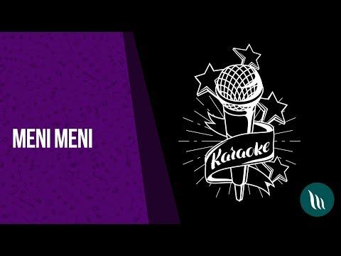 Amalia - Meni Meni   2019 (Karaoke)