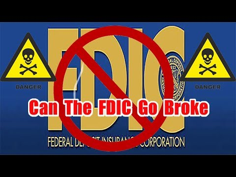 Is Your Money Safe With An FDIC Insured Bank | FDIC Insurance Explained