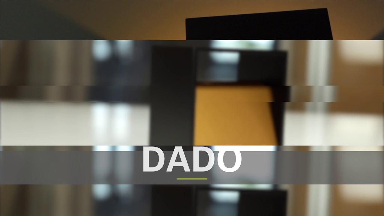 Dado Schwarz Wandaufbauleuchte Deko Light Youtube