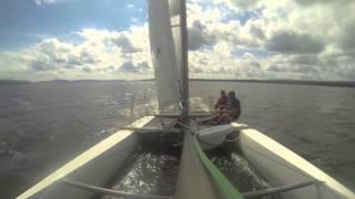 catamaran mystère 6m