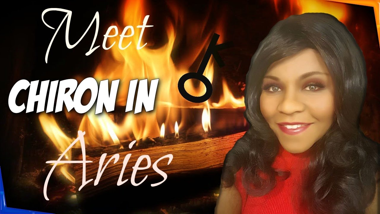 Meet chiron in aries in the natal chart youtube meet chiron in aries in the natal chart nvjuhfo Images