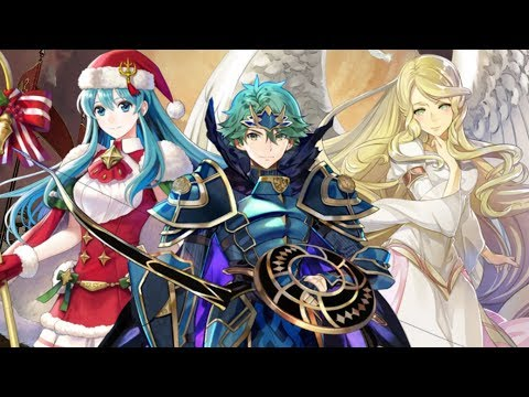 Mass Summon: Legendary Alm [Fire Emblem Heroes]