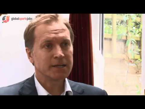 John Scales, Business Entrepreneur, talks about becoming a sports businessman - part 1