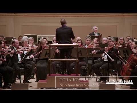 The Philadelphia Orchestra Performs Tchaikovsky's Swan Lake (Excerpt)