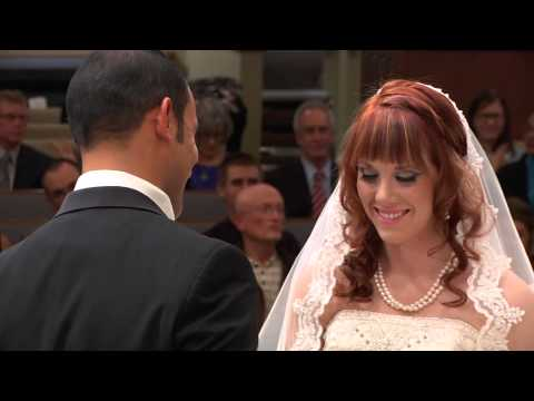 Mesa Wedding Video Ceremony and Reception Villa Tuscana / Mountain View Lutheran Church