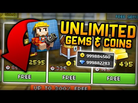 Pixel Gun 3D 12.0.1 Hack - Unlimited Gems & Coins, Maxed Account, Anti-Ban! (No Root) *WORKING*