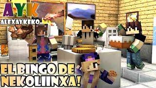 Video MINECRAFT: EL BINGO DE NEKOLIINXA!!! download MP3, 3GP, MP4, WEBM, AVI, FLV Februari 2018