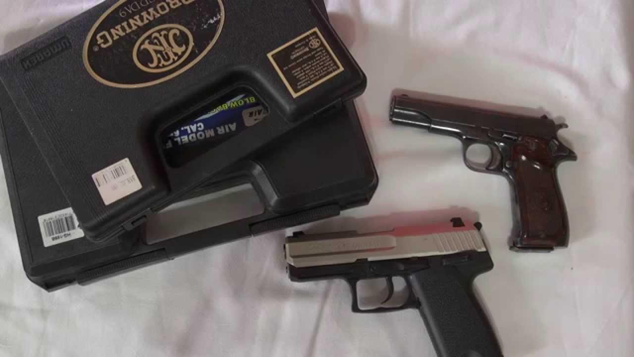 Balas y pistolas - 1 4