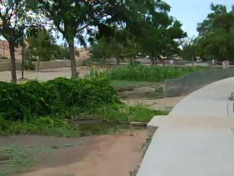Kayenta Middle School Greenhouse & Garden 2