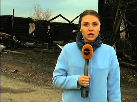 В Козульке мужчина поджег дом многодетной семьи