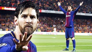 LIONEL MESSI 2019  BEST GOALS 201819  KING of FOOTBALL - GOAL24