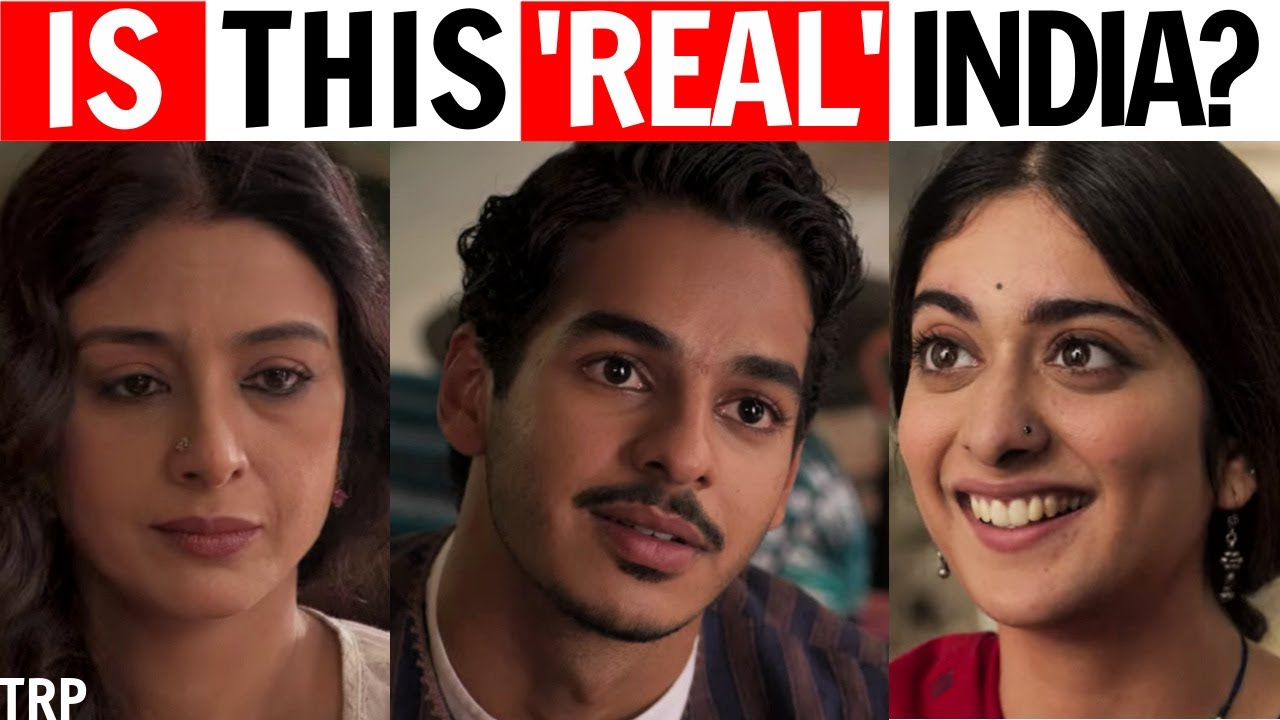 A Suitable Boy Review & Analysis | Tanya Maniktala, Ishaan Khatter, Tabu | Netflix India