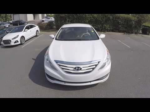 Walkaround Review of 2014 Hyundai Sonata 202037A
