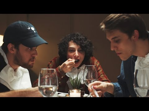 COOKING WITH FINN WOLFHARD | SuperMega Cooking
