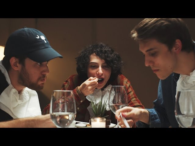 Cooking with Finn Wolfhard