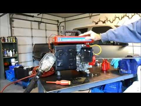 how to fix a generator that won t start
