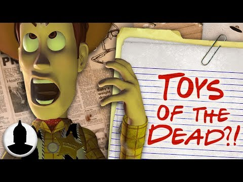 Are Woody and Buzz from Toy Story POSSESSED?! - Disney Pixar Cartoon Conspiracy (Ep. 157)