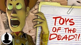 Are Woody and Buzz from Toy Story POSSESSED?! Disney Pixar Cartoon Conspiracy (Ep. 157)