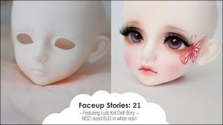 Faceup Stories: 21