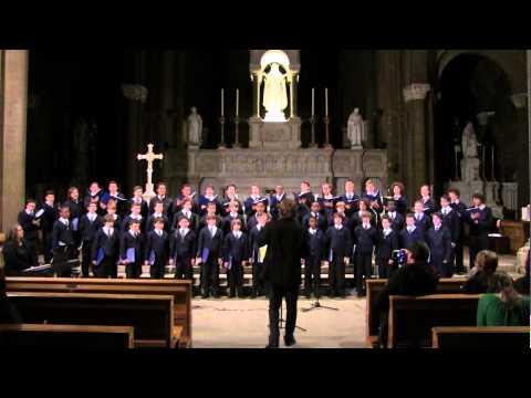 i concerti di santa teresa d avila a roma il coro les petits chanteurs de laval