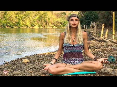 Guided Meditation To End Your Day ♥ Day 6
