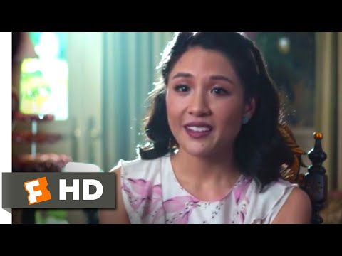 Crazy Rich Asians (2018) - That's a Beautiful Ring Scene (5/9) | Movieclips