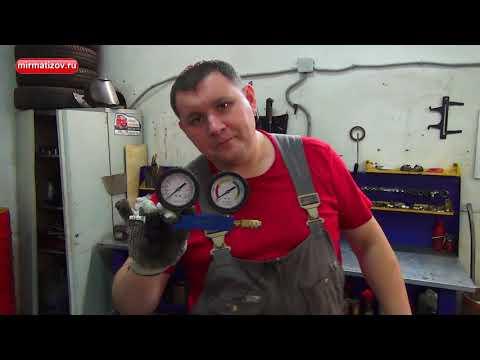 Капитальный ремонт двигателя: часть 2. Предварительная диагностика.