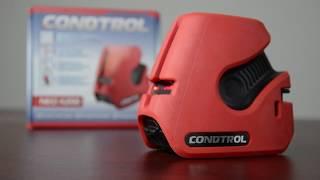 видео Купить Самовыравнивающийся лазерный нивелир, уровень CONDTROL UniX-5. Заводские цены