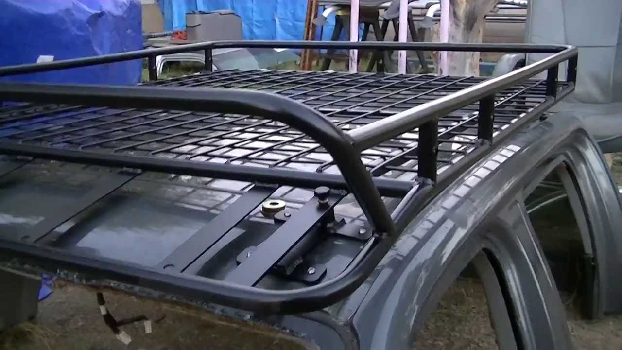 how to use roof racks youtube