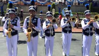 New Disneyland Band Debuts for the 60th Anniversary celebration