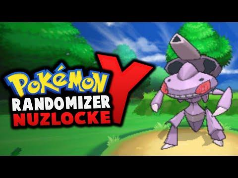 Pokemon Y Randomizer Nuzlocke 08 - Legendary Inspiration