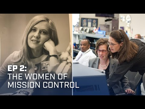 The Women Of Mission Control