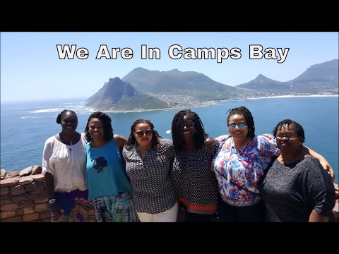 Travel Vlog | All Arrived | Dinner Under Sunset In Camps Bay | Epic Trip To South Africa 2016 💓💓💓