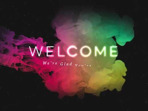 Holy Spirit Pentecost Welcome Motion Loop