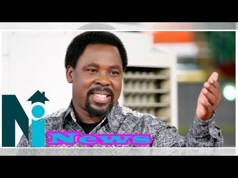 T.B Joshua's church collapse: Lagos reveals how it will handle prophet's case