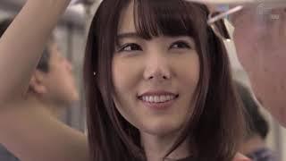 Japan Bus young girl