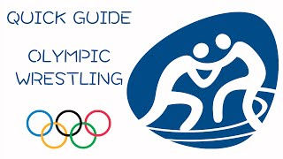 Quick Guide to Olympic Wrestling