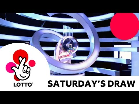 The National Lottery 'Lotto' draw results from Saturday 9th July 2016
