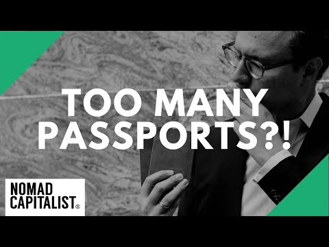 How Many Second Passports Is Enough?