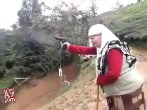 Karadeniz Kadını Böyle Olur !