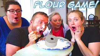 Flour Game! Classic Parlor Party Games! / The Beach House
