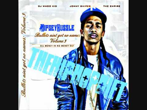 Nipsey Hussle ft. Lloyd - Feelin' Myself (Instrumental) [2010]