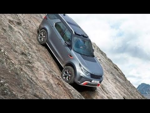 Land Rover Discovery SVX (2018) Ultimate Off-Road SUV New Car 2018
