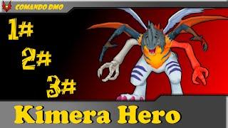 [Tutorial] 3 Requisitos básicos para fazer uma boa DG Kimera Hero